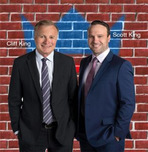 Winnipeg Realtors Cliff and Scott King